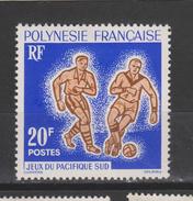 Yvert 22 * Neuf Charnière Football - French Polynesia