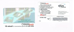 CHIAMAGRATIS -  EADS TELECOM _ MILANO  (TIR.5000)      -  NUOVA   (RIF.CP) - Italia