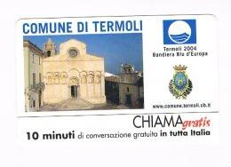 CHIAMAGRATIS -  COMUNE DI TERMOLI (CB)  (TIR.5000)      -  NUOVA   (RIF.CP) - Italia