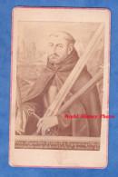 Photo Ancienne CDV Vers 1870 - MUNCHEN - Portrait De Fidelis VON SIGMARINGEN , Marcus Rey - Frère Martyr Juriste - Alte (vor 1900)