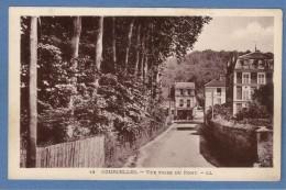 91 Essonne Courcelles Sur Yvette Entre St Remy Les Chevreuse Et Gif Vue Prise Du Pont LL 12 - Gif Sur Yvette