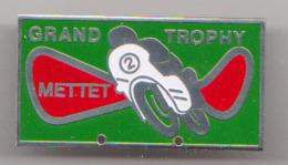 épinglette Motos  Mettet - Motorfietsen