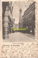 CPA BRUXELLES NELS SERIE 1 No 132 LA RUE DE LA MADELEINE - Avenues, Boulevards