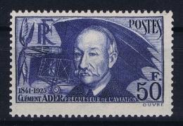 France: Yv Nr  398 MNH/**/postfrisch/neuf Sans Charniere 1938 - Frankreich