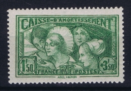France: Yv Nr  269 MNH/**/postfrisch/neuf Sans Charniere 1931