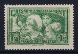 France: Yv Nr  269 MH/* Falz/ Charniere 1931