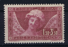 France: Yv Nr  256 MH/* Falz/ Charniere 1930 - France