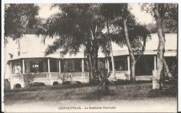 CPA - Congo Belge - Leopoldville -  Le Secrétariat Provincial - Kinshasa - Léopoldville