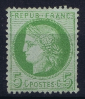 France: Yv Nr  53 MNH/**/postfrisch/neuf Sans Charniere