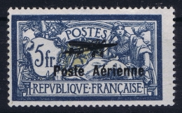 France: Yv Nr  AE 2 MH/* Falz/ Charniere   1927 Signed/ Signé/signiert