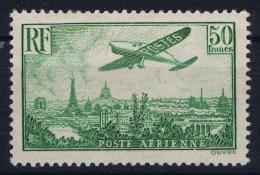 France: Yv Nr  AE 14 MH/* Falz/ Charniere   1936