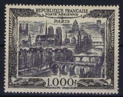 France: Yv Nr  AE 29 MH/* Falz/ Charniere   1950