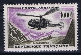 France: Yv Nr  AE 37 MNH/**/postfrisch/neuf Sans Charniere 1957