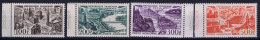 France: Yv Nr  AE 24 - 27  MNH/**/postfrisch/neuf Sans Charniere 1949