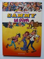Sammy, La Diva En EO En TTBE - Sammy