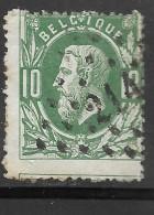6Wz-071: N° 30: Ps214: LESSINES - 1869-1883 Leopold II.