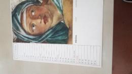 Michelangelo Kopf Der Sibylle Delphica September 1939 - Cartes Postales