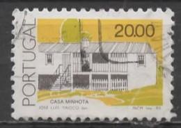 PORTUGAL 1985 Architecture - 20e Farmhouse, Minho FU - 1910 - ... Repubblica