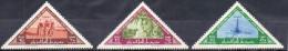 1962 Libya Tripoli International Fair Complete Set 3 Values MNH    (Or Best Offer) - Libia