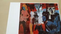 Uitnodigingskaart Vernissage Jacques Maes - Cartes Postales