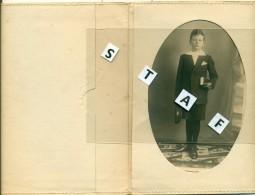 Octaaf Swinnen - Mol - Kunsfotografie Omer D'Haese-Roels, Leopoldstraat, 35 Te Aalst - Personnes Identifiées