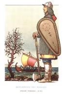 UOMINI DI MARE - ANONIMO NORMANNO (XII SEC.) - ILLUSTRATORE NICOULINE - Altre Illustrazioni
