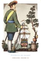 UOMINI DI MARE - GEORGE LOWTER (INGHILTERRA 1750) - ILLUSTRATORE NICOULINE - Altre Illustrazioni