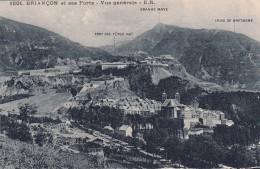 Cp , 05 , BRIANÇON Et Ses Forts , Vue Générale - Briancon
