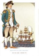 UOMINI DI MARE - JOHN PAUL JAMES (FRANCIA 1779) - ILLUSTRATORE NICOULINE - Altre Illustrazioni