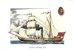 NAVI - INGHILTERRA (1838) - ILLUSTRATORI NICOULINE LAVARELLO - Altre Illustrazioni