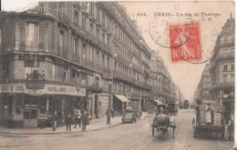 75 Paris Arrondissement 01 Rue Turbigo - Arrondissement: 01