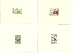 BLOC NON DENTELE  UNESCO ET ANNIVERSAIRE DE L UNION AFRICAINE - Madagaskar (1960-...)