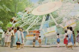 40916- PYONGYANG- AMUSEMENT PARK, WHEEL - Corée Du Nord