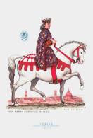 CAVALIERI D´OGNI TERRA - ITALIA - GENTILUOMO FIORENTINO (1475) - ILLUSTRATORE NICOULINE - Illustratori & Fotografie