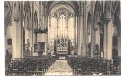 Jabbeke Kerk Intérieur Edit Edm. Billiet - Jabbeke