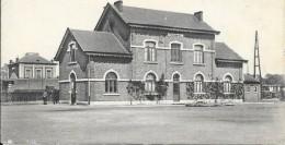 CPA / AK / PK - WAREMME  Gare Du Vicinal  ( SNCV ) - Waremme