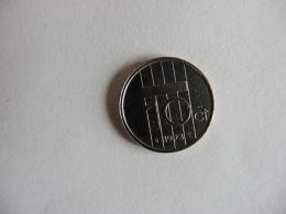 Monnaie :Pays-bas  :Béatrix :10 Ct 1993 - [ 3] 1815-… : Royaume Des Pays-Bas