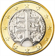 Slovakije 2016    1 Euro      UNC Uit BU  UNC Du Coffret  !! - Slovaquie