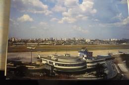 AEROPORT / AIRPORT / FLUGHAFEN         AEROPORTO  DE SAO PAULO CONGONHAS  BRASIL - Aerodrome
