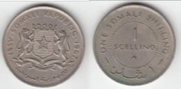 **** SOMALIE - SOMALIA - 1 SCELLINO 1967 - 1 SHILLING 1967 **** EN ACHAT IMMEDIAT !!! - Somalia