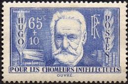 France - N°  383 * Célébrité - Pour Les Chômeurs Intellectuels -> Victor Hugo - Frankreich