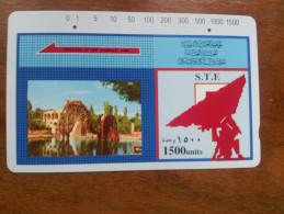 SYRIE S.T.E. MOULIN A AUBE 1500U UT TAMURA FIRST ISSUE