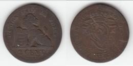 **** BELGIQUE - BELGIUM - BELGIE - 2 CENTIMES 1833 LEOPOLD I ROI DES BELGES **** EN ACHAT IMMEDIAT - 02. 2 Centimes