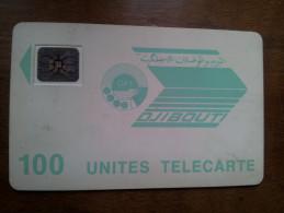 DJIBOUTI 100U UT SC5 AE N° 23567 GE - Djibouti