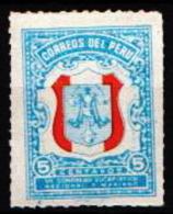 Peru MH Stamp - Peru