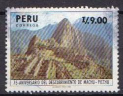Peru Used Stamp - Peru