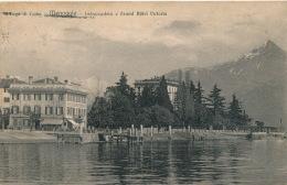 ITALIE - LAGO DI COMO - MENAGGIO - Imbarcadero E Grand Hôtel Victoria - Como