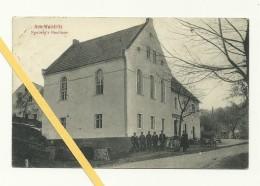 AK Neu/Weistritz - Niederschlesien - Gasthaus - Gelaufen 1914 - Poland