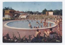 45-LA FERTE ST AUBIN - La Piscine --**SCANS RECTO VERSO **C39 - La Ferte Saint Aubin