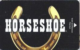 Horseshoe Casino Hotel Room Key Card - Hotel Keycards